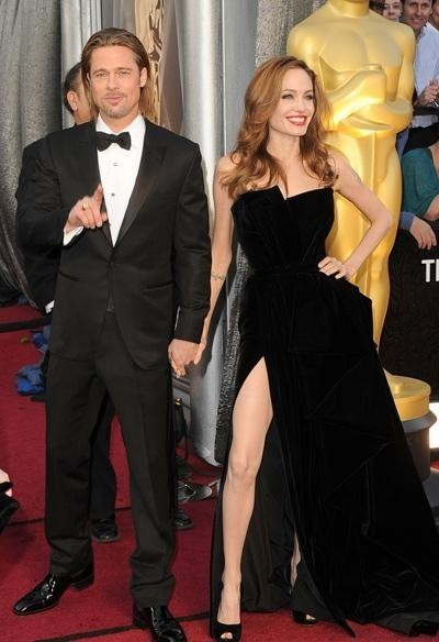 «Оскар»-2012: Красная дорожка. Изображение № 8.