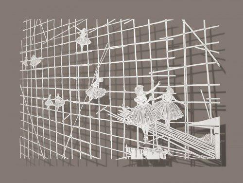 Современное оригами: 7 художников, работающих с бумагой. Изображение № 1.