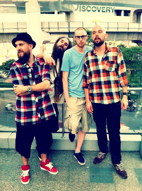 Looptroop Rockers: на злобу дня из Швеции. Изображение № 3.
