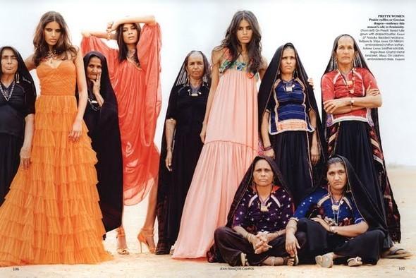 Индийские модели. Изображение № 7.