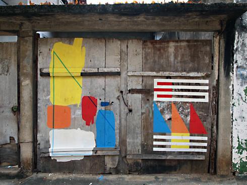 Абстрактное граффити: Стрит-художники об улицах, публике, опасности и свободе. Изображение № 15.