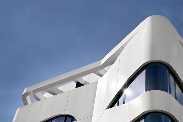Технологический центр медицинской науки - Берлин. Изображение № 9.