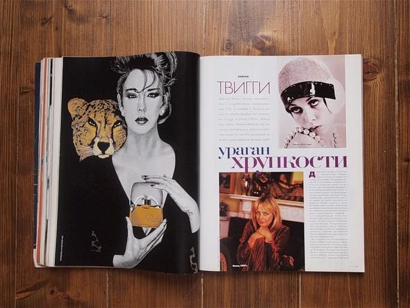 Elle' 97: Зимняя феерия. Изображение № 13.
