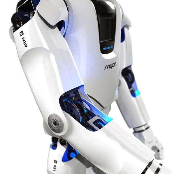 Немецкий робот Myon (Прототип Терминатора). Изображение № 4.