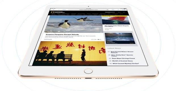 Apple представила новые iPad и iMac. Изображение № 6.