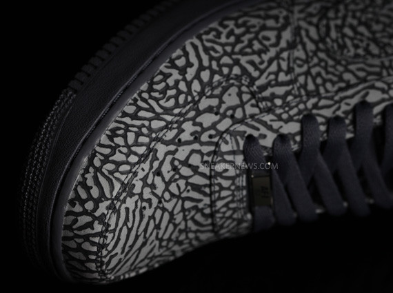 Nike Air Force 1 iD Elephant Print – Sneaker News Editions. Изображение № 9.
