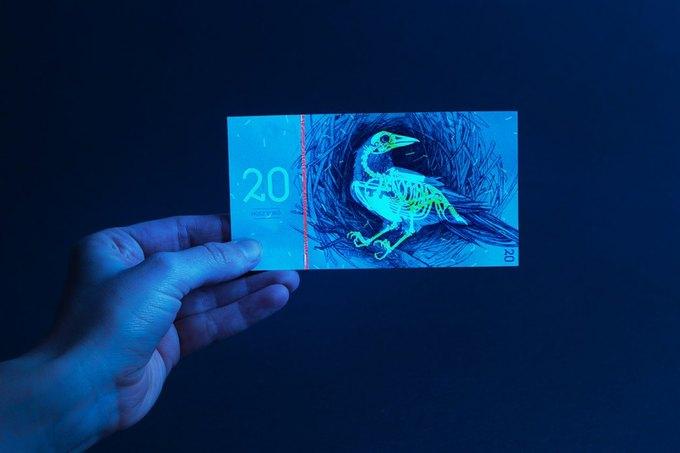 Концепт дня: банкноты несуществующих венгерских евро. Изображение № 16.