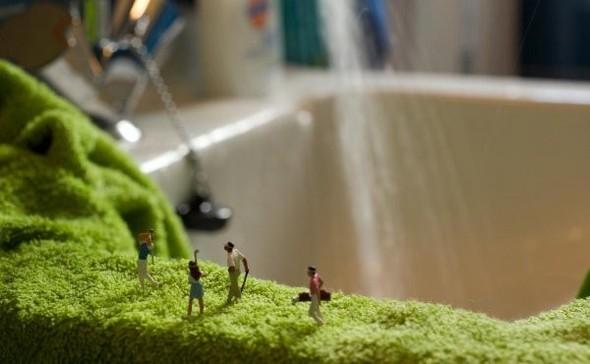 Игрушечные человечки в реальном мире. Изображение № 13.