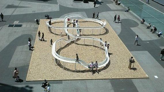 Дизайн игровых площадок. Изображение № 2.