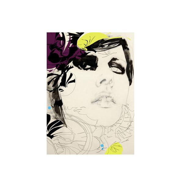 Cecilia Carlstedt — бумага, карандаш ичувства. Изображение № 5.