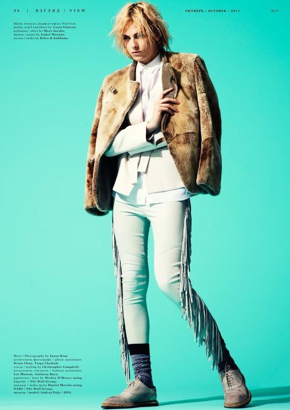 Съёмка: Андрей Пежич для Playing Fashion. Изображение № 8.
