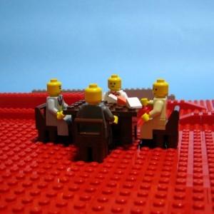 Обложки встиле Lego. Изображение № 14.