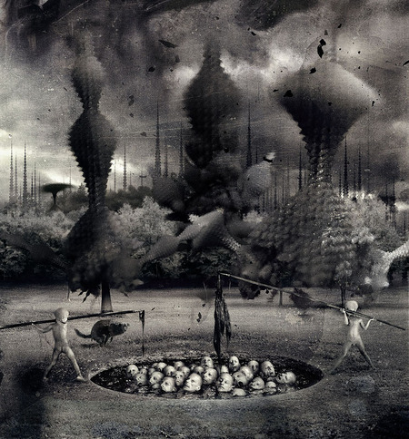 Алессандро Бавари- духготики. Изображение № 20.