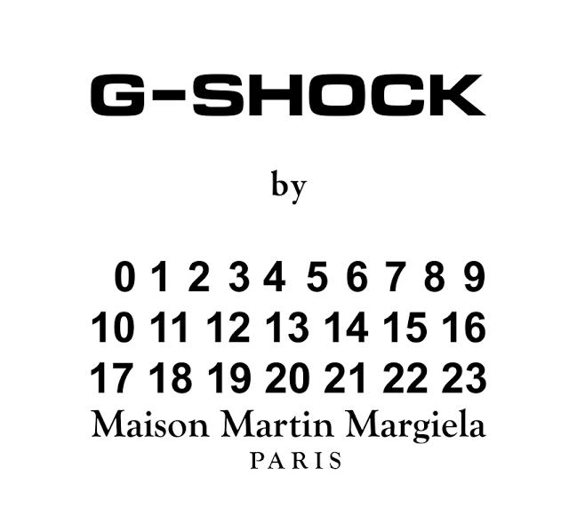 Maison Martin Margiela создали часы с Casio. Изображение № 1.