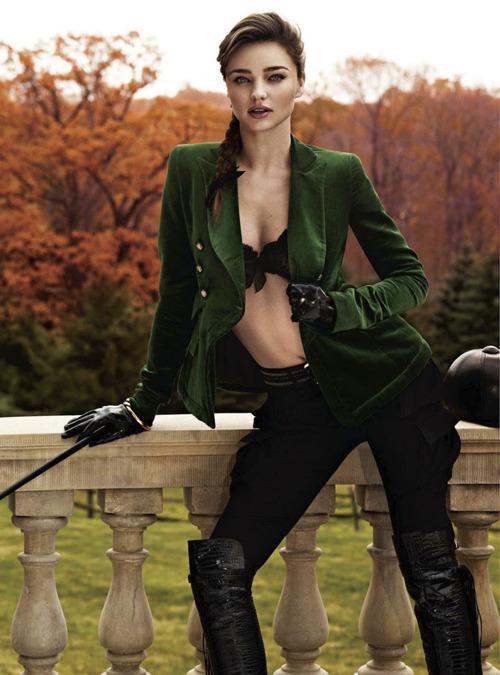 Миранда Керр в новой фотосессии Джампаоло Сгуры. Изображение № 2.