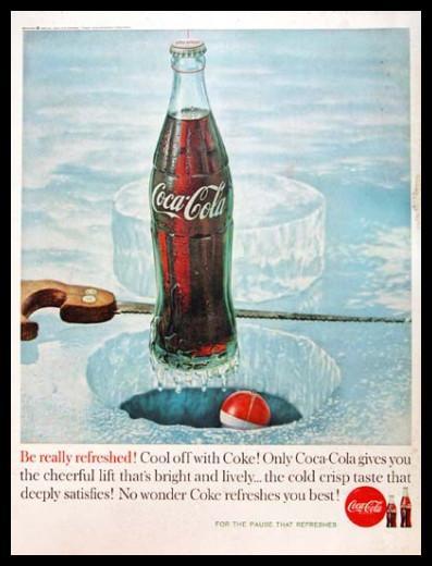 Изображение 68. Coca-cola – История бренда, история рекламы.. Изображение № 68.