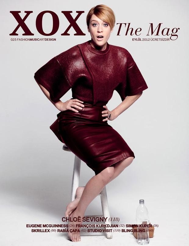 Вышли новые съемки Vogue, i-D, 10 и Interview. Изображение № 12.