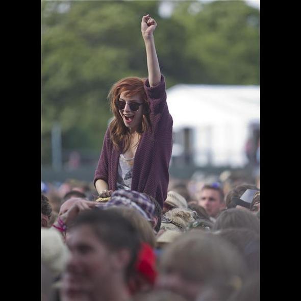 Изображение 24. Isle of Wight Festival 2011.. Изображение № 22.