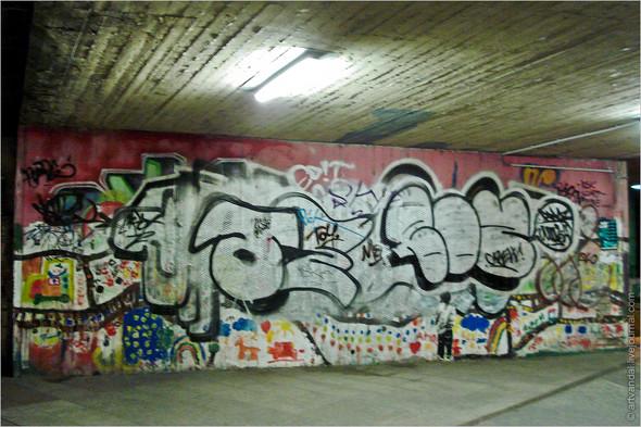 Стрит-арт и граффити Братиславы, Словакия. Изображение № 16.