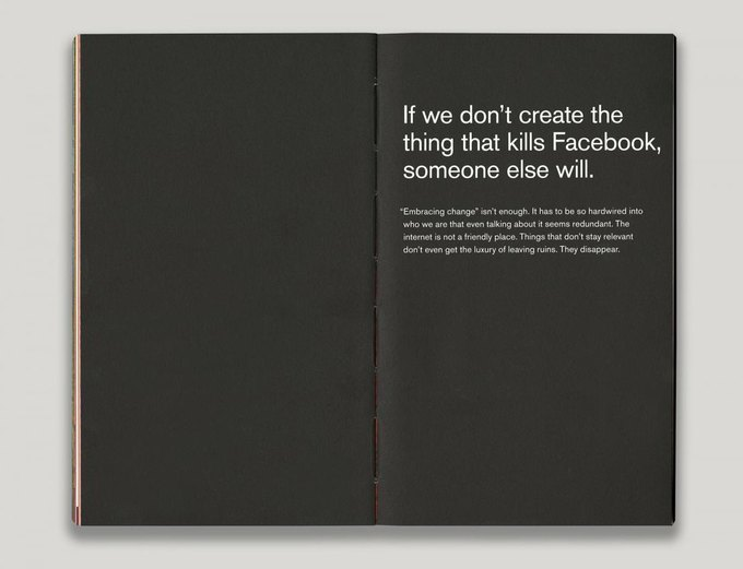 Дизайнер Facebook рассказал о рабочей культуре в компании. Изображение № 4.