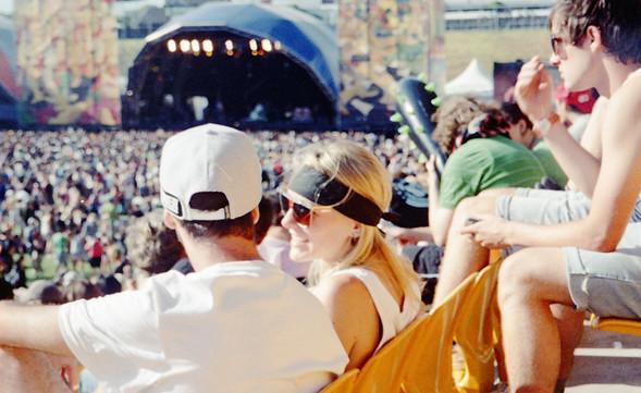 Большой выходной 2010. Музыкальный фестиваль в Окленде. Изображение № 1.