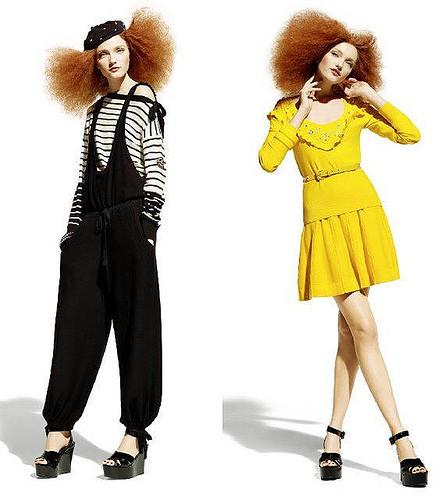 Изображение 4. Sonia Rykiel pour H&M: теперь и в России.. Изображение № 3.