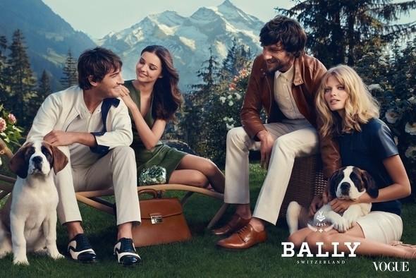 Кампания: Bally SS 2012. Изображение № 10.
