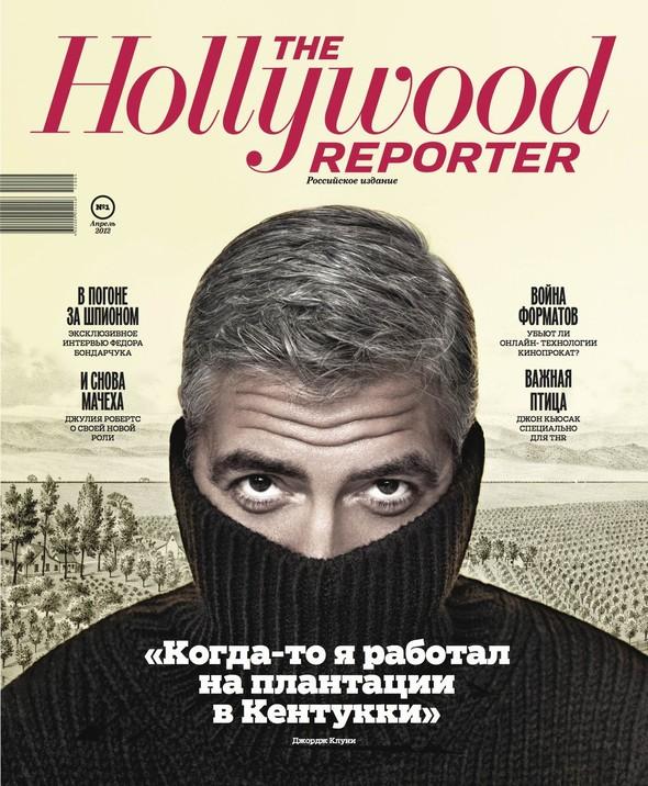 26 марта в России выходит первый номер «The Hollywood Reporter». Изображение № 1.