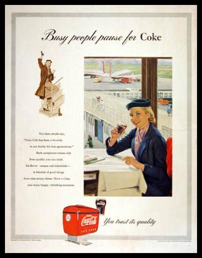 Изображение 55. Coca-cola – История бренда, история рекламы.. Изображение № 55.