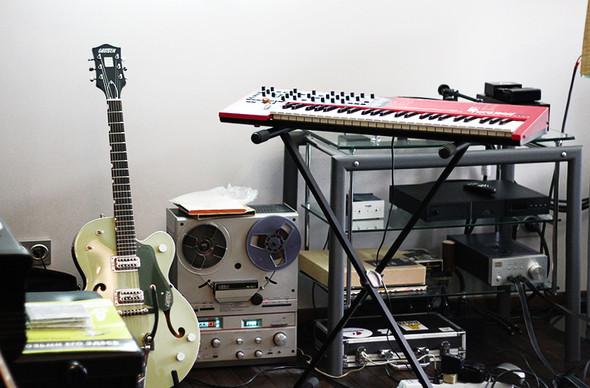 Музыкальная кухня: Revoltmeter. Изображение №4.