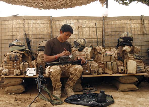 Афганистан. Военная фотография. Изображение № 140.