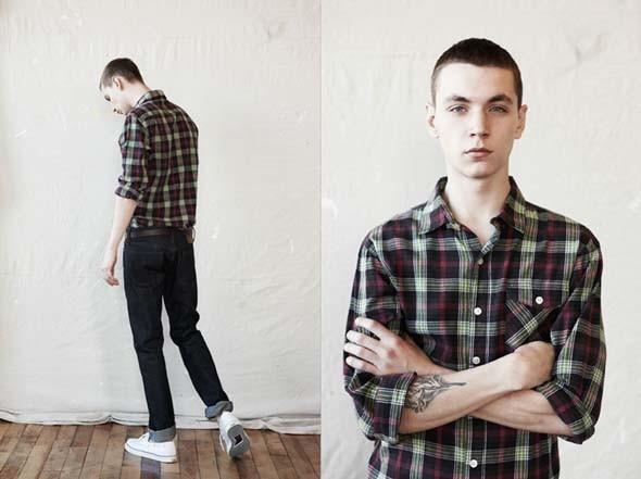 Новое в мужской одежде: COS, Lacoste, Urban Oufiters. Изображение № 43.