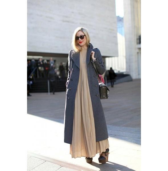 Изображение 168. На полях: 10 тенденций уличного стиля с прошедших недель моды.. Изображение № 168.