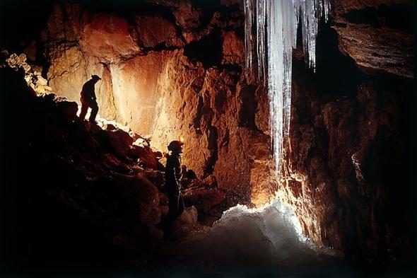 Спелеология, путешествие поподземным пещерам. Изображение № 7.