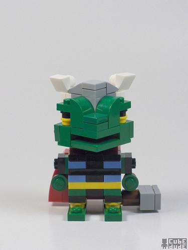 Изображение 20. Lego-герои CubeDude .. Изображение № 20.