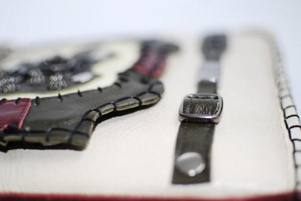 Кожанные чехлы для ipad ручной работы. Изображение № 44.