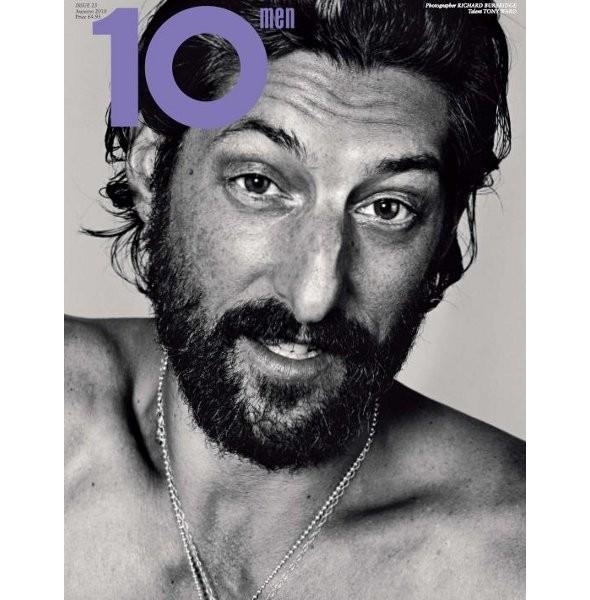 Новые обложки: Interview, 10, Harpers Bazaar и другие. Изображение № 3.