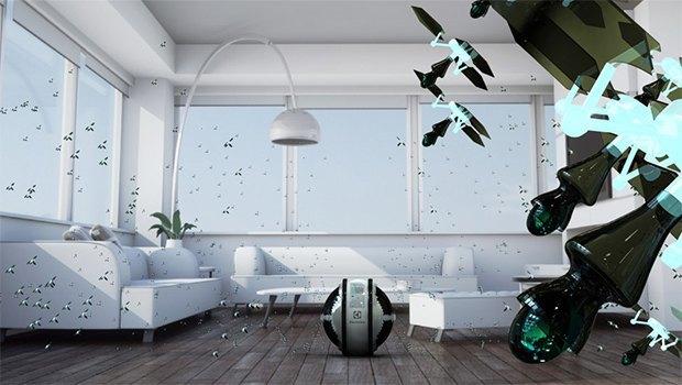 Концепт недели: Летающие роботы-уборщики. Изображение № 2.