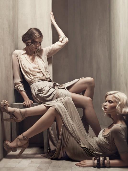 Изображение 11. S/S'11 Ad Campaign: Donna Karan, D&G, DKNY.. Изображение № 10.