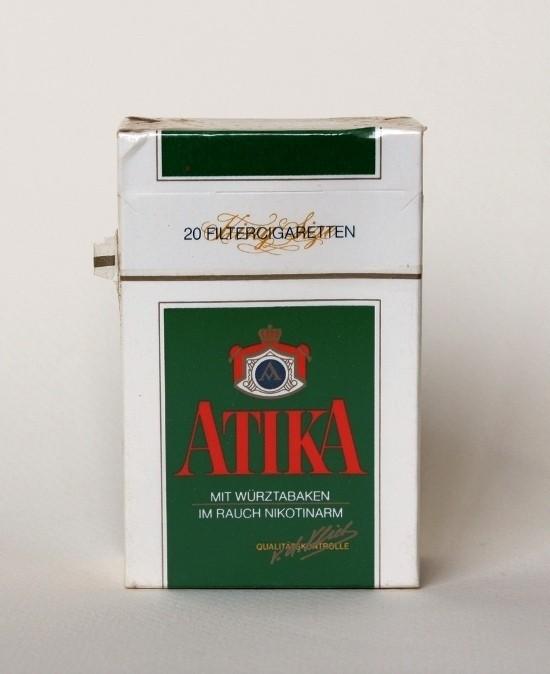 Изображение 23. Ретроспектива сигаретной пачки.. Изображение № 23.