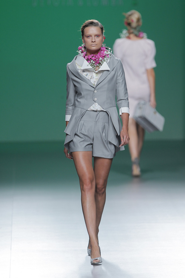 Madrid Fashion Week SS 2013: DEVOTA & LOMBA . Изображение № 6.