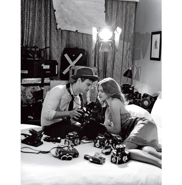 Изображение 46. Съемки: AnOther Man, Interview, Madame Figaro и Vogue.. Изображение № 45.