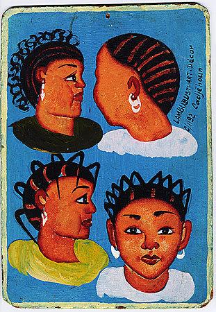 African Hairlooks. Изображение № 10.