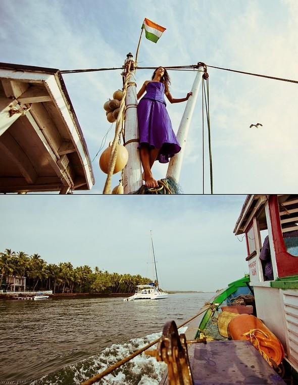 Shrimp boat MFR 646 DF GOA - Non stop. Изображение № 42.