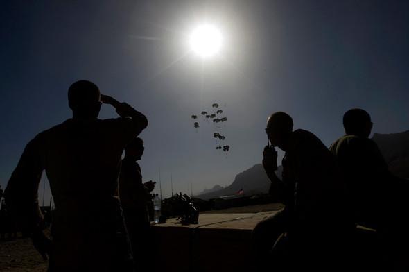 Афганистан. Военная фотография. Изображение № 264.