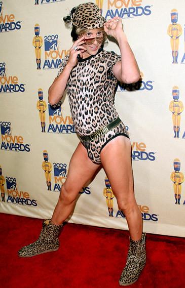 Наряды сMTV Movie Awards 2009. Изображение № 19.
