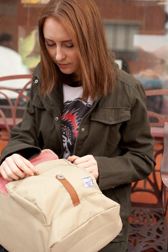Немая история про два рюкзака.. Изображение № 2.