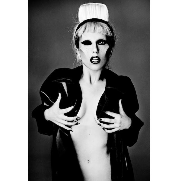 Изображение 3. Леди Гага в съемке для i-D.. Изображение № 3.