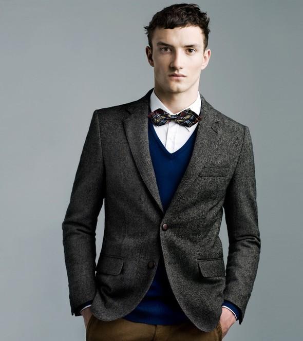 Лукбук: Zara November 2011 Men's. Изображение № 9.