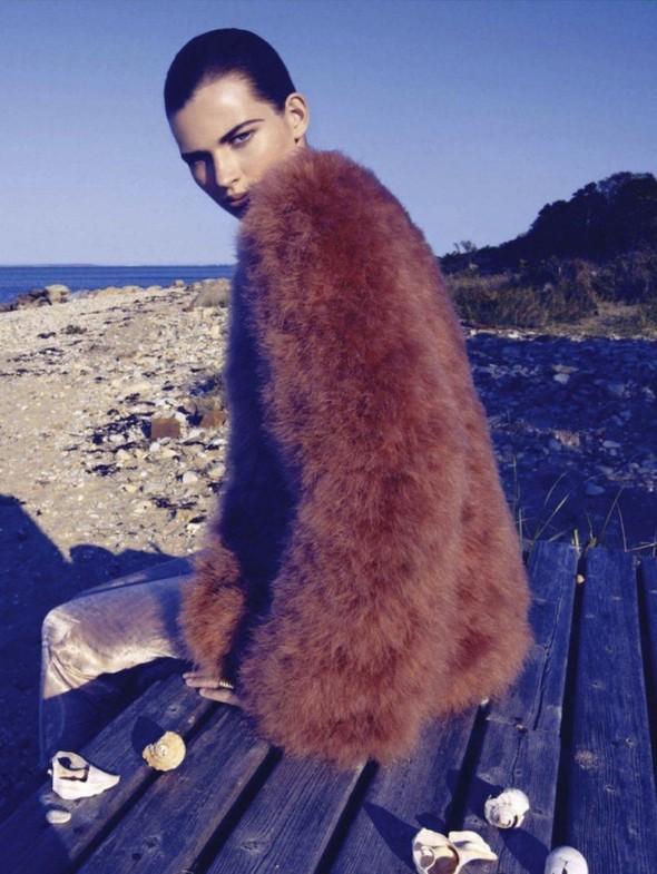 Съёмка: Бетте Франке для Harper's Bazaar. Изображение № 6.